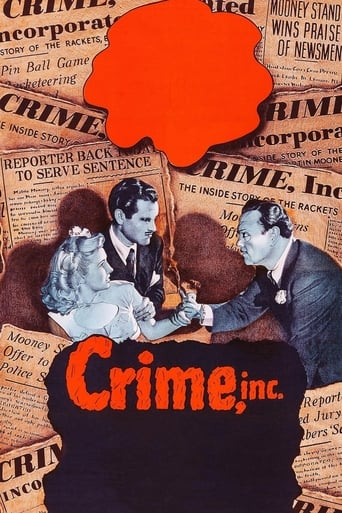 Poster of Crime, Inc.