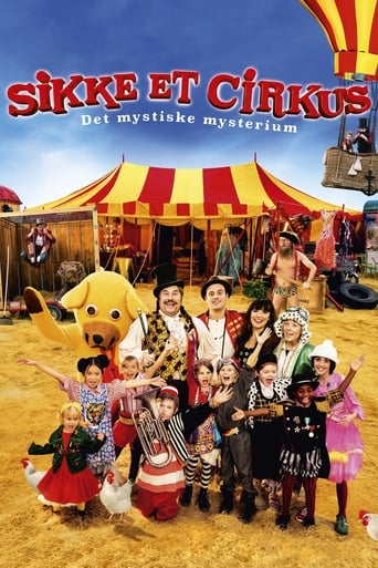 What a Circus Movie Poster