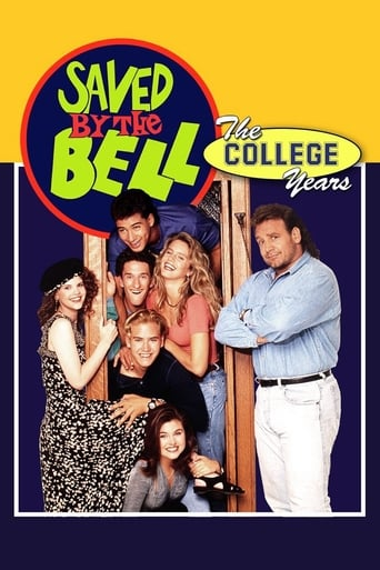 Poster of Saved by the Bell: The College Years