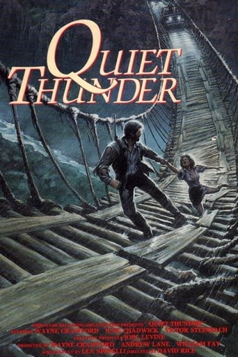 Poster of Quiet Thunder