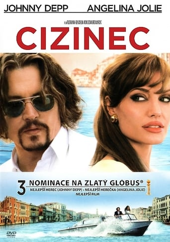Poster of Cizinec