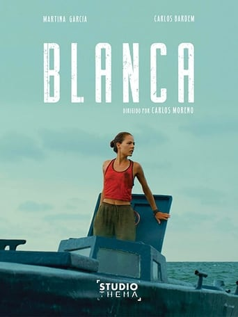 Poster of Blanca