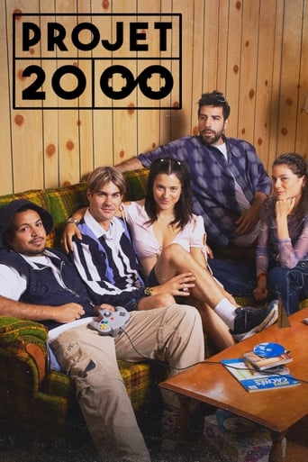Projet 2000 - 2020 / 1 Staffel