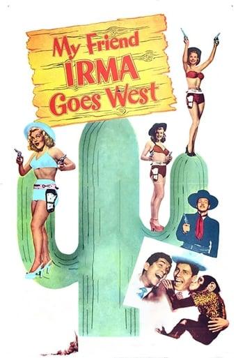 Poster of Mi amiga Irma va al Oeste