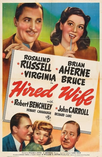 Poster of Hired Wife