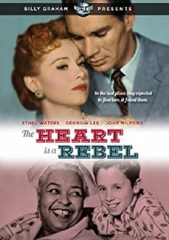 Poster of The Heart is a Rebel
