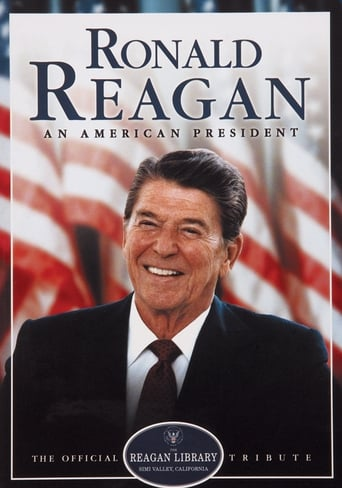 Poster of Ronald Reagan: An American President