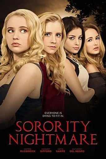 Poster of Sorority Nightmare
