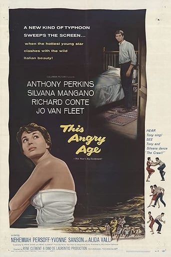 Poster of This Angry Age