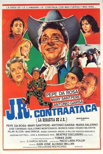 Poster of J.R. contraataca (La dinastia de J.R.)