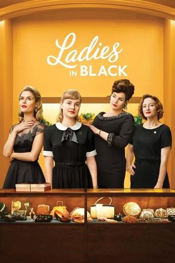 Poster of Ladies in Black