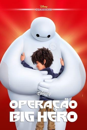 Operação Big Hero - Poster