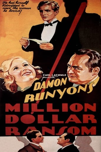 Poster of Million Dollar Ransom