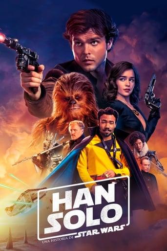 Poster of Han Solo: Una historia de Star Wars