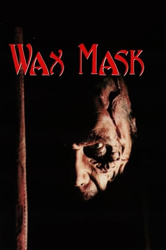 Poster of The Wax Mask