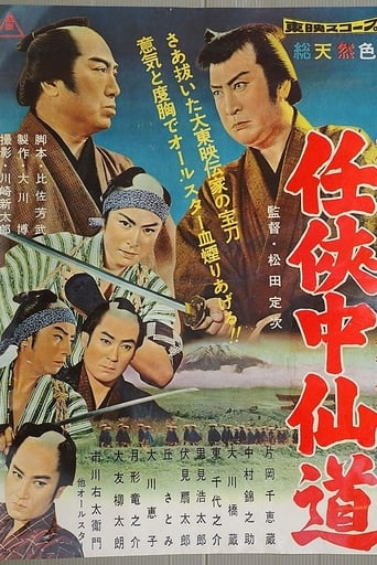 Poster of Road of Chivalry