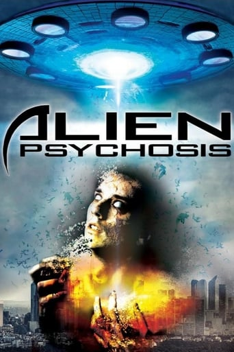 Poster of Alien Psychosis