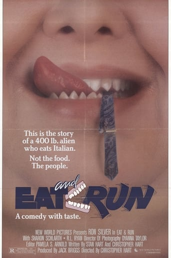 Poster of Eat and Run