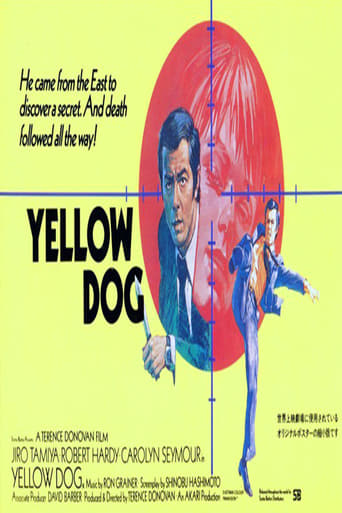 Poster of Yellow Dog