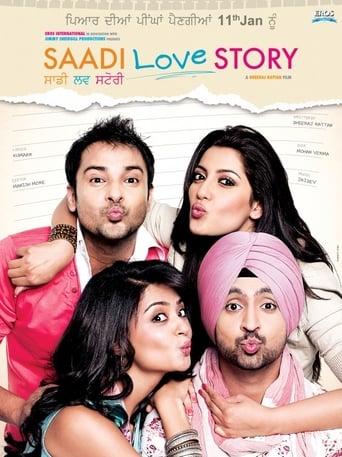 Poster of Saadi Love Story