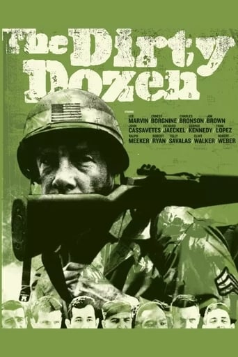 Armed and Deadly: The Making of 'The Dirty Dozen'