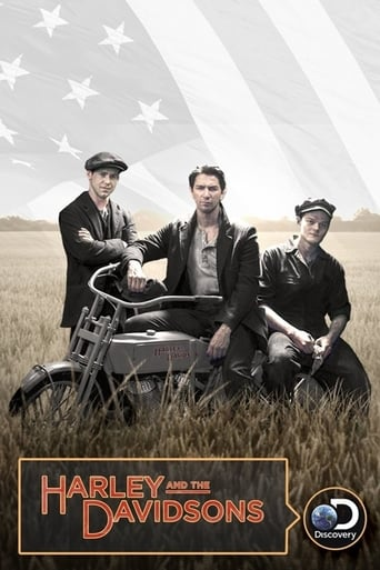 Capitulos de: Harley and the Davidsons