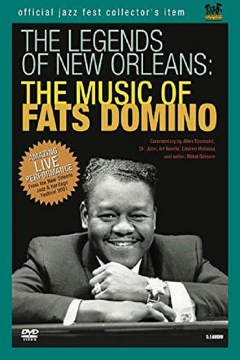 Fats Domino: The Legends of New Orleans