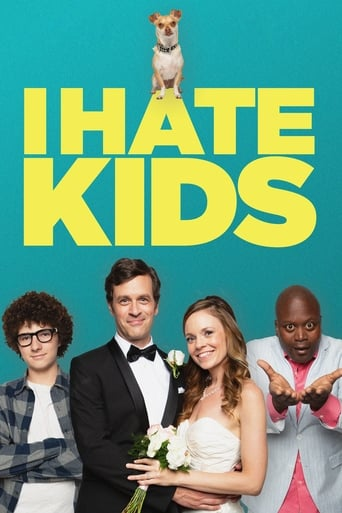 Poster of I Hate Kids