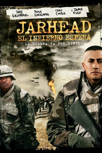 Poster of Jarhead, el infierno espera