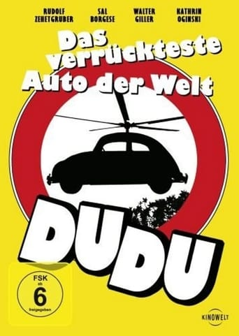Poster of Superbug, the Craziest Car in the World