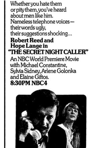 Poster of The Secret Night Caller