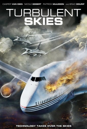 Poster of Turbulent Skies