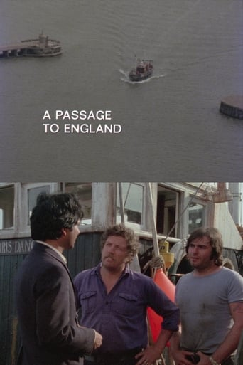 Poster of A Passage to England