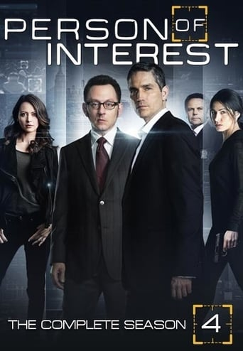 Judantis objektas / Person of Interest (2014) 4 Sezonas