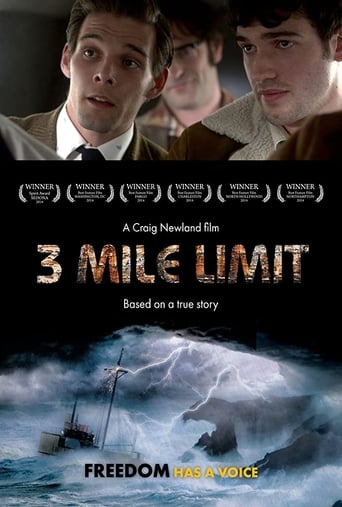 Poster of 3 Mile Limit