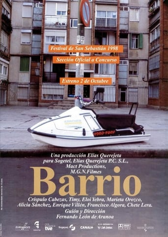 Poster of Barrio