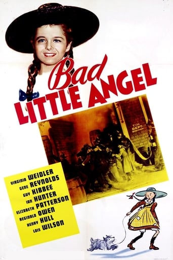 Poster of Bad Little Angel