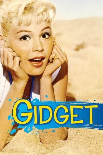 Poster of Gidget