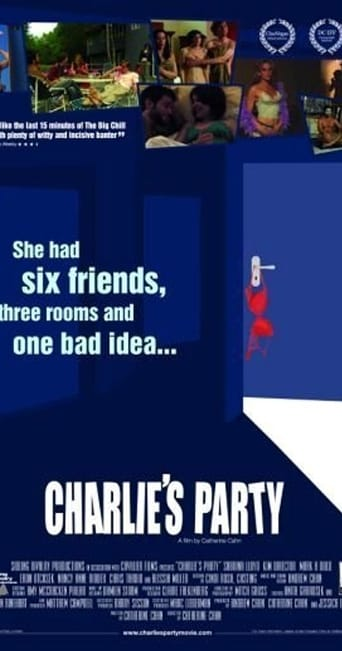 Poster of Charlie's Party