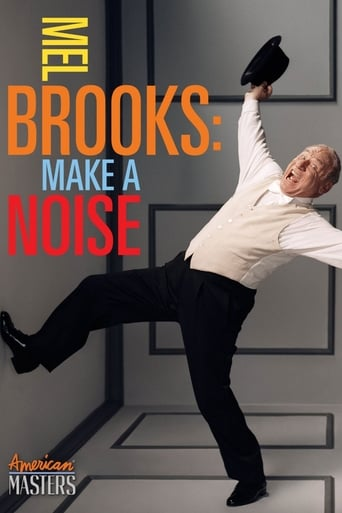 Mel Brooks: Make a Noise poster