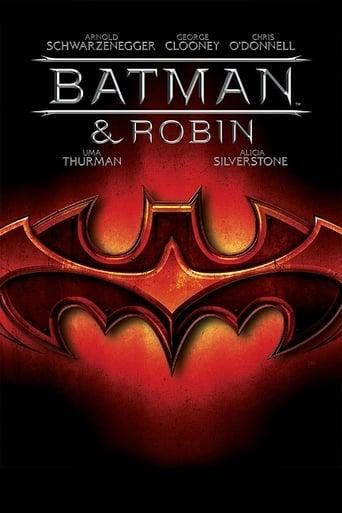 Betmenas ir Robinas / Batmen & Robin (1997)