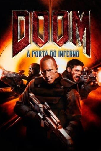 Doom: A Porta do Inferno - Poster