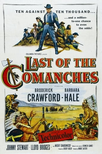 Watch Last of the Comanches Online Free Putlockers