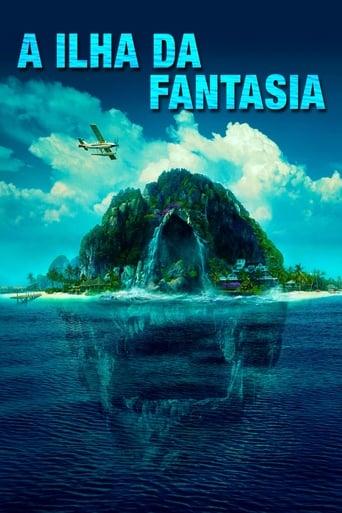 A Ilha da Fantasia - Poster