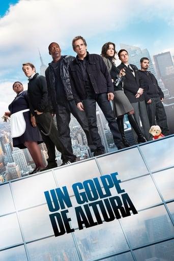 Poster of Un golpe de altura