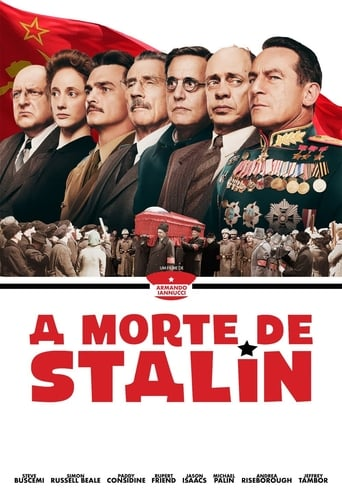 Poster of A Morte de Stalin