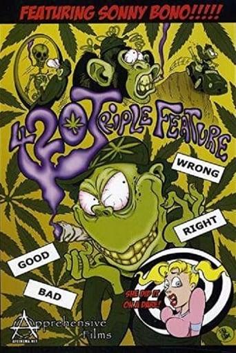 Watch 420 Triple Feature 2012 full online free