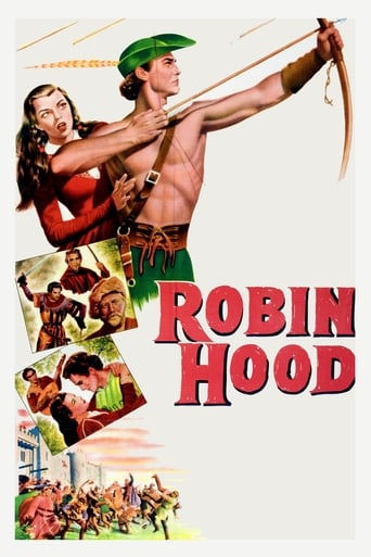 The Story of Robin Hood and His Merrie Men Movie Poster