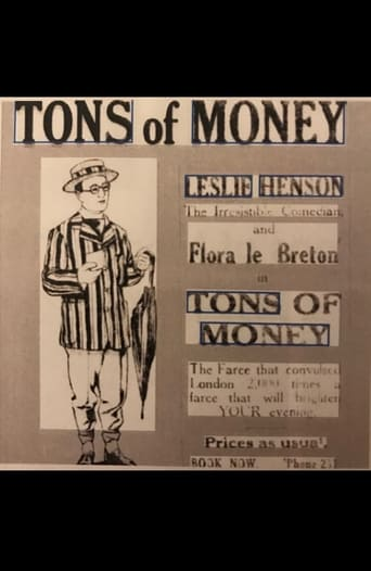 Poster of Tons of Money