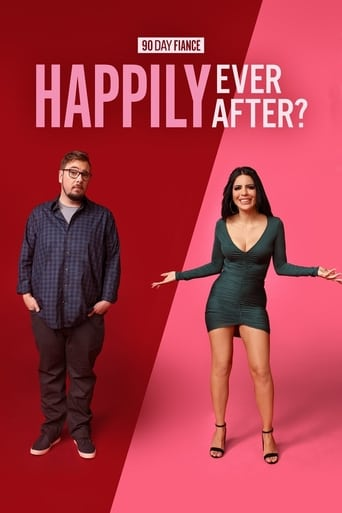 Poster 90 Day Fiancé: Happily Ever After?